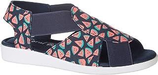e90e5ddeb9b6 Coral Bay Womens Maggie Watermelon Casual Sandals