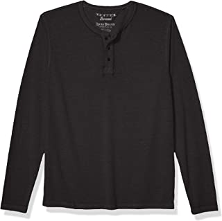 Men's Venice Burnout Henley Shirt