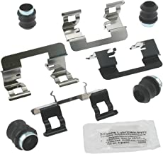 ACDelco 18K1746X Professional Front Disc Brake Caliper Hardware Kit with Clips, Seals, and Lubricant