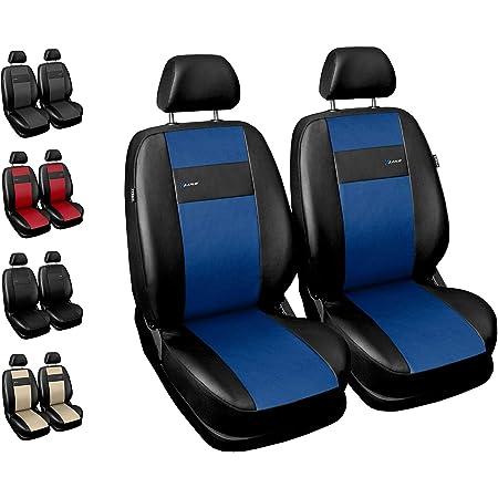 Pok Ter Tuning Vordersitzbezüge 1 1 Sitzbezüge Passend Für Caddy Design Trend Line In Diesem Angebot Blau Auto