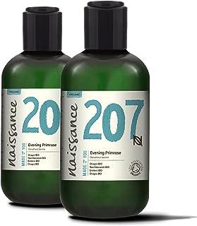 comprar comparacion Naissance Onagra BIO - Aceite Vegetal Prensado en Frío 100% Puro - Certificado Ecológico - 500ml (2x250ml)