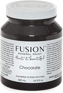 Fusion Mineral Paint 500 ml Chocolate