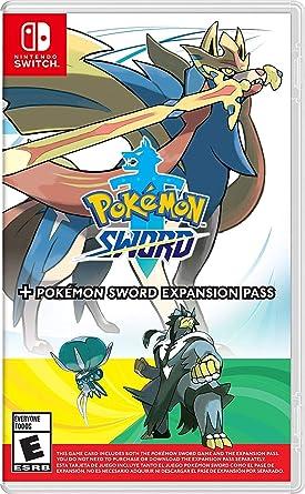 Pokémon Sword – Nintendo Switch [Código Digital]