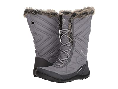 Columbia Minx Mid III (Ti Grey Steel/Grey) Women