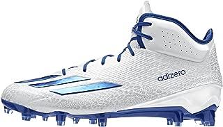 adidas Men's Adizero 5-Star 5.0 mid Football Shoe