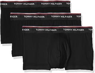 Tommy Hilfiger Men's 3P Lr Trunk Boxer Shorts (pack of 1)