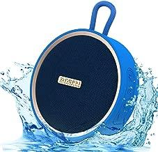 Bluetooth Speakers Shower Speaker IPX7 Waterproof Bluetooth Speaker Portable Speakers Stable Bluetooth V4.2 Wireless Speakers Shockproof Boombox Speaker 5W Stereo Loud Speaker 800mAh 12hours Play time