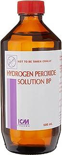ICM Pharma Hydrogen Peroxide Solution Bp, 500 ml
