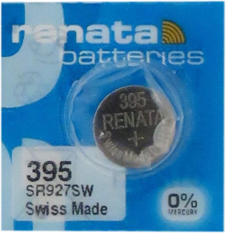 Renata 395 SR57 Sale price Silver_Oxide Superlatite Batteries 50 Button