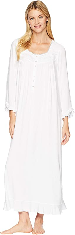 Cotton Modal Ballet Long Sleeve Nightgown