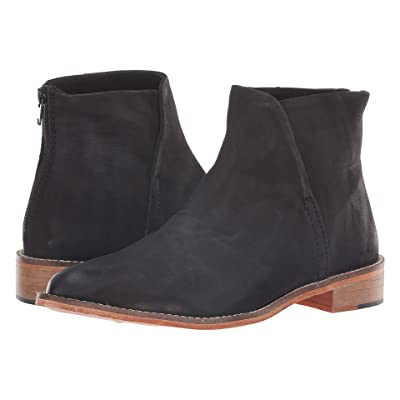 Free People Century Flat Boot (Black) Women