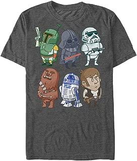 Men's Doodles Graphic T-Shirt