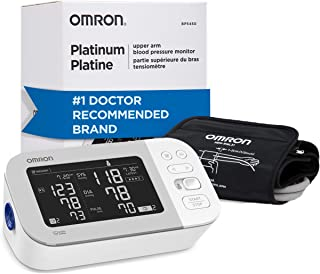 Omron Healthcare Omron Platinum Wireless Upper Arm Blood Pressure Monitor