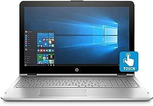 2018 Newest HP ENVY x360 15.6 Inch Laptop Computer (Intel Core i7-8550U 1.8GHz, 12GB DDR4 RAM, 512GB SSD + 1TB HDD, Backlit Keyboard, B&O Speakers, Intel 620, Windows 10) (Certified Refurbished)