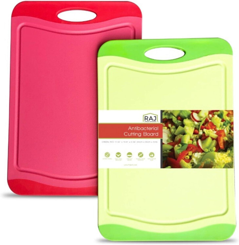 New product!! Raj San Antonio Mall Plastic Cutting Board S Dishwasher board Reversible