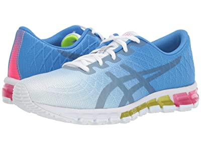 ASICS GEL-Quantum 180 4 (White/Stone Grey) Women