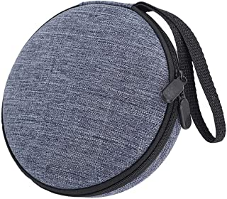 Tragbare robuste CD Player Tasche mit festem Tragegurt für die Aufbewahrung von Reisen Kompatibel mit dem HOTT CD Player 511/611/711 / 611T Gueray dem Kopfhörer dem USB  und AUX Kabel