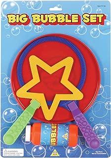 Toysmith Big Bubble Wand Set