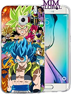 coque dbz samsung galaxy s7 edge