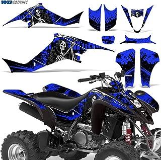 Suzuki LTZ400 2003-2008 Graphic Kit ATV Quad Decals Sticker Wrap LTZ 400 REAPER BLUE