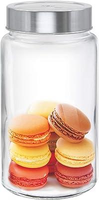 Treo by Milton Radius Storage Jar, 1000 ml