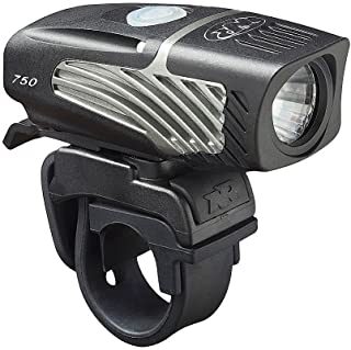 NiteRider Lumina Micro 750 USB Rechargeable MTB Road Commuter LED Bike Light Lumens Water Resistant Bicycle Headlight, LED...