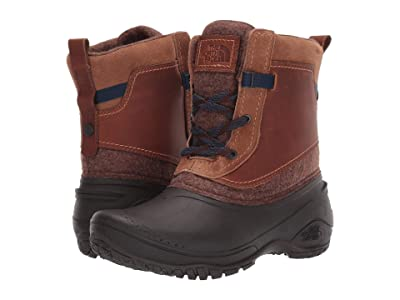 The North Face Shellista III Shorty (Demitasse Brown/Carafe Brown) Women