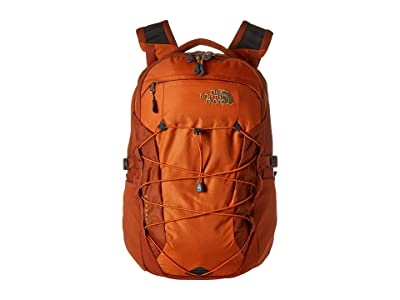 The North Face Borealis (Papaya Orange/Picante Red) Backpack Bags