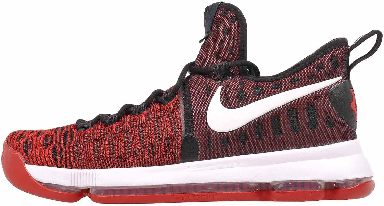 Nike Zoom KD 9 Mans Basketball Basketball Basketball skor University röd  vit -svart (11 D (M) USA)  kom att välja din egen sportstil