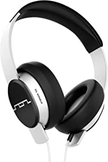 SOL REPUBLIC Master Tracks X3 Over-Ear Headphones – Noise Isolation, Club Like Sound, Mic + Music & Siri Control, 14