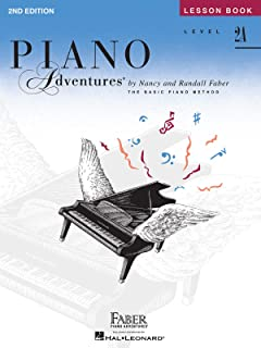 Piano Adventures: Lesson Book - Level 2a