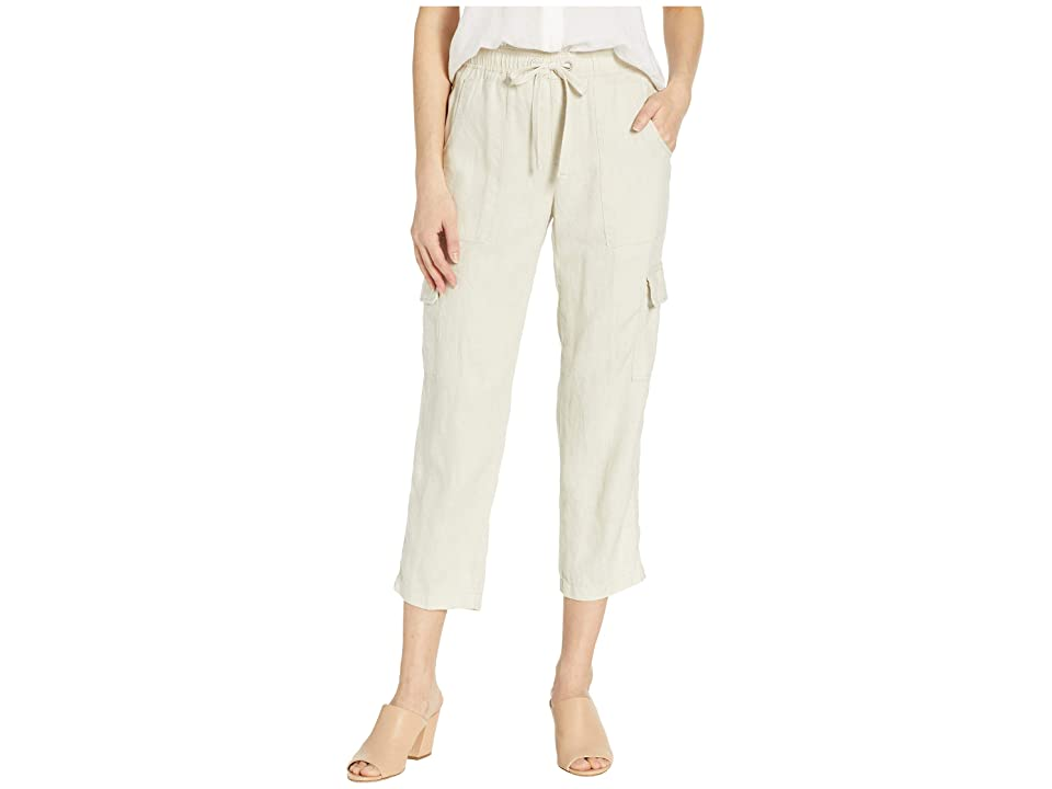 Sanctuary Discoverer Pull-On Cargo Pants (Washed Pebble) Women