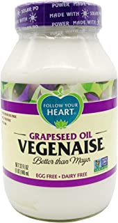 Follow Your Heart, Grapeseed Oil Vegenaise, 32 oz