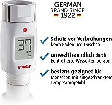 LW 101 LED Duschthermometer Batterieloser Wassertemperaturmonitor in Echtzeit