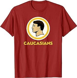 cleveland caucasian shirt