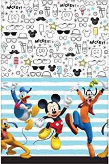 Mickey On The Go Party Table Cover