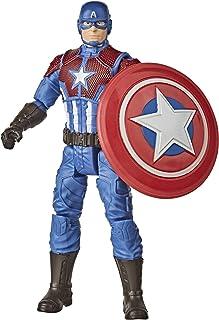 Marvel Avengers Figuras de Acción de 6 Pulgadas Básicas Sq
