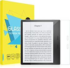 """Moko All-New Kindle Oasis Screen Protector, [Scratch Terminator] Premium HD Clear 9H Hardness Tempered Glass Tablet Screen Protector Film for Amazon Kindle Oasis 7"""" E-Reader (9th Gen - 2017 Release)"""