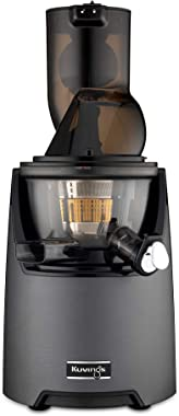 Kuvings Whole Slow Juicer EVO820GM - Higher Nutrients and Vitamins, BPA-Free Components, Easy to Clean, Ultra Efficient 240W,