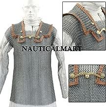 NAUTICALMART Lorica Hamata Roman Chainmail Armor Extra Large
