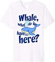 Whale Pun Funny Watching What Do We Have Orca Gift Premium T-Shirt