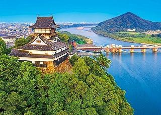 ビバリー 600ピース ジグソーパズル 国宝 犬山城(38×53㎝)66-179 緑