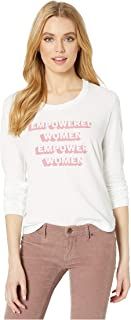 good hYOUman Rigby Empowered Women Long Sleeve
