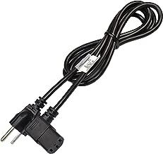 HQRP AC Power Cord for Samsung LN19A331J1D LN19A450C1D LN19A451C1D LN19A650A1D LN19B360C5D LN19B361C5D HDTV TV LCD LED Plasma DLP Mains Cable + HQRP Coaster