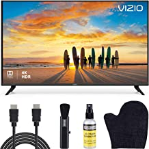 $589 » VIZIO V-Series 55-Inch 2160p 4K UHD LED Smart TV (V555-G1) with Built-in HDMI, USB, Dolby Vision HDR, Voice Control Bundle with 6.5 ft HDMI Cable and LCD Screen Cleaning Kit