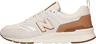 New Balance 997H Mens White/Tan Trainers