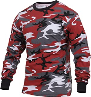 ROTHCO Long Sleeve Camo T-Shirt