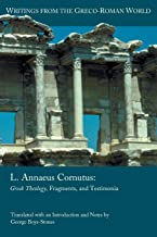 L. Annaeus Cornutus: Greek Theology, Fragments, and Testimonia: 42