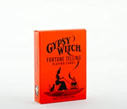 Gypsy Witch Fortune Telling Playing Cards PDF