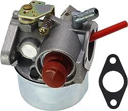 LotFancy Carburetor for Tecumseh Nos 640271 640303 & 640350 LV195EA LV195XA LEV100 LEV105 LEV120 20016 20017 20018 LEV100 6.75 HP TORO Craftsman Engine Lawnmowers Carburetor